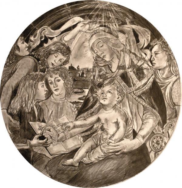 Sandro Botticelli par sebastien.jouve